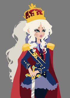 It's King Charming - creamodreamo Monster Prom, Monster High, Disney Decendants, Ever After High, Fandoms, Kids Shows, Best Memes, Girl Dolls, Cute Art