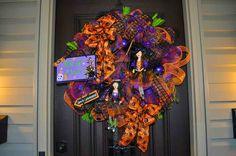 Decoration:Diy Halloween Door Wreaths Uk Diy Halloween Wreaths Decor Ideas