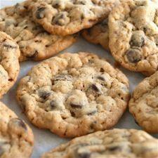 Lekkere en gezonde koekjes met havermout en banaan