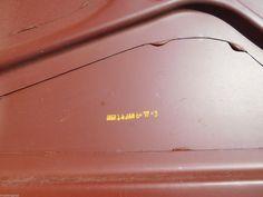1964 65 66 FORD MUSTANG HOOD Original OEM FACTORY Ford Part #C5ZZ-16612-B NOS | eBay