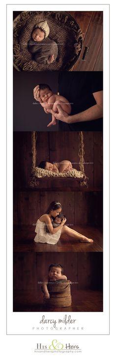 newborn #newborn | Iowa photographer, Darcy Milder | His & Hers