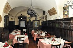 Oldest restaurant in Vienna!