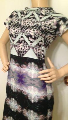 Michael Angel body-con couture Dress #MichaelAngel #StretchBodycon