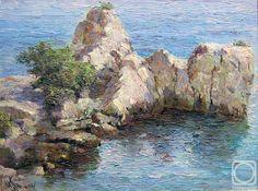 Сень Анaтолий. Камни и море