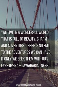 Are you a sucker for inspiring travel quotes? Here are 111 traveler quotes that will ignite your wanderlust and make you pack your bags and go! This list of best travel quotes is made entirely for the…MoreMore