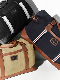 WIND & VIBES - Exclusive travel bags with customizable design