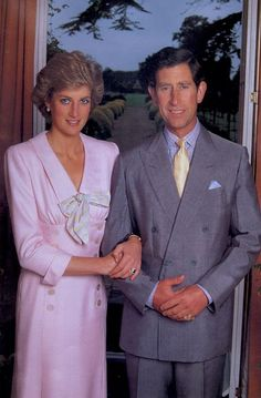 "lady-diana-of-wales: "" Spam: Princess Diana and Prince Charles """