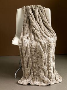 "200 cm X 200 cm 100 % Merino WOOL Hand Knit Cable Chunky Big King Size Blanket - Throw  Afgan  Pure Alpaca  Wool 79"" x 79"" Blanket Plaid"