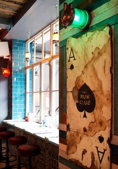 The Rum Kitchen, Carnaby — Soho, London http://www.weheart.co.uk/2014/01/09/the-rum-kitchen-carnaby-soho-london/