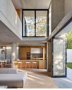 Que espaço incrível!  Amazing kitchen design by @nrarch