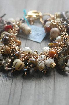Tiny pachyderms parade around with carved bone, fresh water pearls and glass! Elephant Bracelet, Water Pearls, Bone Carving, Upcycled Vintage, Stones And Crystals, Handcrafted Jewelry, Fresh Water, Bridal Jewelry, Vintage Jewelry