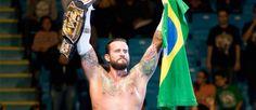WWE Brasil 2012: WWE Championship Match - CM Punk vs. Chris Jericho [CM Punk WINS!!]