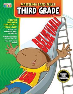Mastering Basic Skills Third Grade Activity Book