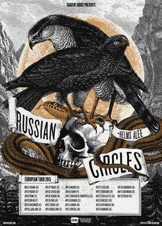 Russian Circles - Error Design - 2015 ----