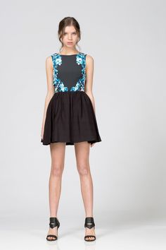 I'm His Girl Dress - The Other Side Cameo dress