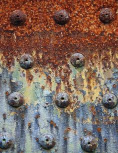 Rust Abstract by Helen Fowler on Flicker