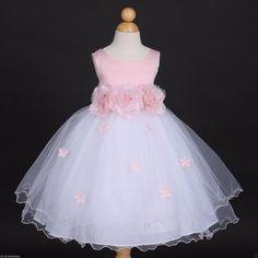 Resultado de imagen para vestidos de nenas para casamientos con petalos