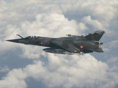 French Armée de l'Air Dassault Mirage F1 recon a/c.