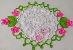 Centro de Mesa Primavera - Mais um Rosa!