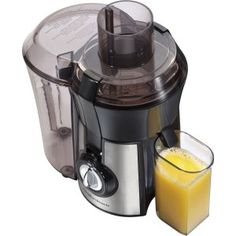 If you are wanting to start out juicing, but don't want to make a HUGE investment until you know for sure...this is the best, cheapest juicer out there!