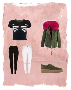 Bez tytułu #52 by wiki208 on Polyvore featuring moda, Steve Madden and Rothko