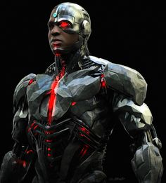 Heres some Cyborg concept art I did for Justice League done for costume designer Micheal Wilkinson. This show really challenged the way that I work and approach concept art. Cyborg Dc Comics, Dc Comics Art, Marvel Dc, Comic Book Characters, Comic Character, Character Design, New Justice League, Teen Titans, Body Armor