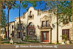 The Historic Brownsville Museum Association opened in 1986 and houses a variety of exhibits that interpret events from Brownsville's history. Built in 1928, the building is an example of Spanish Colonial Revival Architecture. The building has received a Texas Historical Marker and a listing on the National Register of Historic Places. A feature exhibit is a Baldwin wood-burning, narrow gauge railroad locomotive, the last one in the world of its kind.