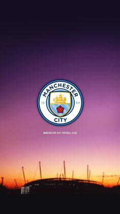 Manchester City Football Club - Source by Stadium Wallpaper, Logo Wallpaper Hd, Football Wallpaper, Manchester City Logo, Manchester City Wallpaper, Man City Stadium, Soccer Stadium, College Basketball, Backgrounds
