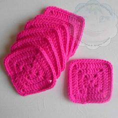 5 Granny Square Birdie Slippers Guest Post Joanita Theron Creative Crochet Workshop