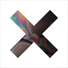 The XX band logo created by one-time art student & band member Romy Madley Croft. This is a new kid on the block but boy, does it work. Bursting onto the music scene in 2009 with their self-titled debut album, the black and white 'X' across the front sleeve was just as eye-catching as the music was inticing. This latest logo variation was designed by band member Romy Madley Croft; a one-time art student who used oil imagery to create the affect within the letter. This band logo is a perfect
