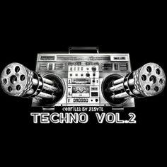 VA - Techno Vol.2 [Compiled by Zebyte] (2016) MP3 скачать торрент