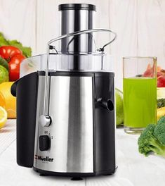 Mueller Austria B07D3C6NVLis another most beneficial juice extractor from different types of fruit. this juicer has made its place in our list of 'Juicer for fruit'because of their those properties which have been attracted our mind to your self.consequently this product provides us a lot of amazing properties which never let go the buyer without buying it.So all their features and properties have been discussing with details in the following section.