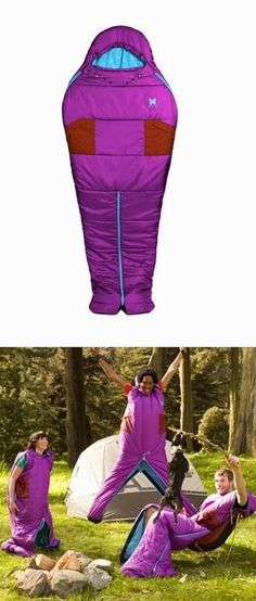 Onesie for camping - just one of 15 gifts for outdoors. See the rest at the blog! http://www.gocampingaustraliablog.com/2013/12/christmascampinggifts.html
