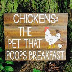 #chickens #poop #breakfast #art #homesteading #life