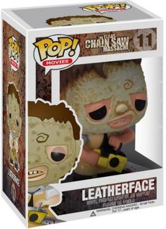 Funko Pop, Figurine Pop, Pop Vinyl Figures, Hobbies, Teddy Bear, Toys, Animals, Meet, Texas Chainsaw Massacre
