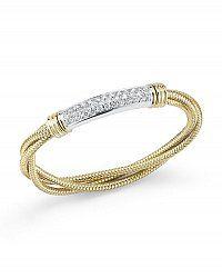 Von Bargen's Jewelry - Primavera Diamond Bar Bracelet - 557501AJBAX0