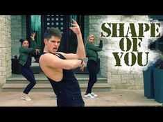 """Prepare to Love Ed Sheeran's """"Shape of You"""" Even More After Learning The Fitness Marshall's Dance"""