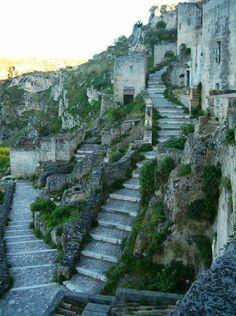 La Grotta della Civita - the Italian hotel built inside abandoned medieval grottos