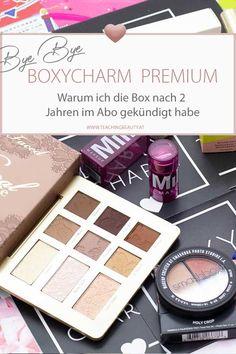 TEACHING beauty.at - Boxycharm Premium Mai 2020 Warum ich die Box gekündigt habe Box, Blush, Make Up, Teaching, Beauty, Red, Nail Polishes, Nice Asses, Rouge