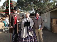 Reids on the Road - A Trip to Sovereign Hill