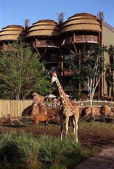 Disney's Animal Kingdom Lodge, Disneyworld - This Spring Break!!!! :)