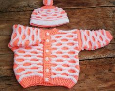Baby Cardigan Soft Knitted Boy Set Gray White Set Boutique Baby
