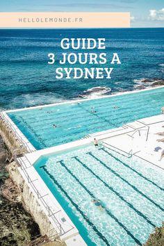 Visites incontournables à Sydney et bonnes adresses Social Security, Outdoor Blanket, Beach, Visit Sydney, Australia, Program Management, Travel