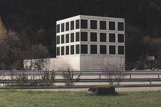 Guignard & Saner - Autobahnkapelle, Uri