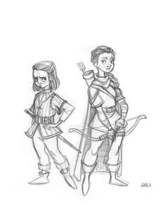 "198 Likes, 1 Comments - B E A S K E T C H E S (@beasketches) on Instagram: ""Sketch!  #sketch #doodle #drawing #warrior #illustration #characterdesign #character #design…"""