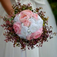 Hochzeit Brautsträuße Paltene von wandadesign auf DaWanda.com