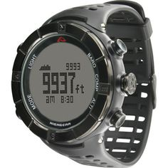 HighgearAlti-XTss Altimeter Watch $149 - altimeter, barometer.