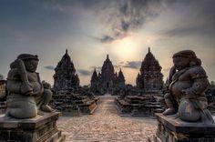 Prambanan, Central Java, Indonesia