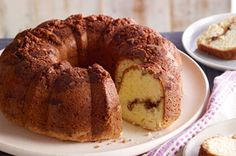 Knudsen Sour Cream Coffee Cake