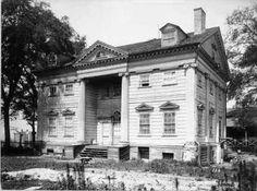 Daytonian in Manhattan: The Lost 1764 Apthorpe Mansion